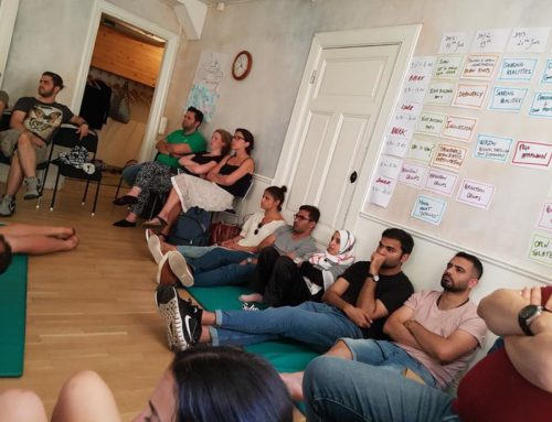 IncluEurope – Young Refugees Structured Democratic Participation in Europe – INTERVIEW WITH SAQIB, FAIZAN, JAMEELA AND MERILIN