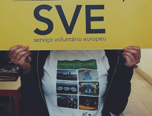 Let´s be volunteers! – KAISA TOOMLA – 12 months EVS in Lisbon, Portugal – Article in English