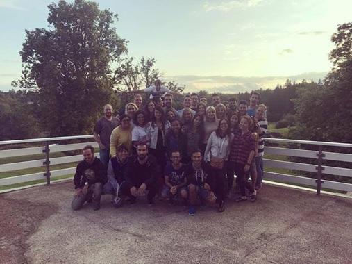 noortevahetus nyh eesti superhero youth exchange erasmus+ estonia