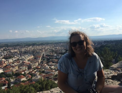 MARIS LEPP- EVS VOLUNTEER IN GREECE