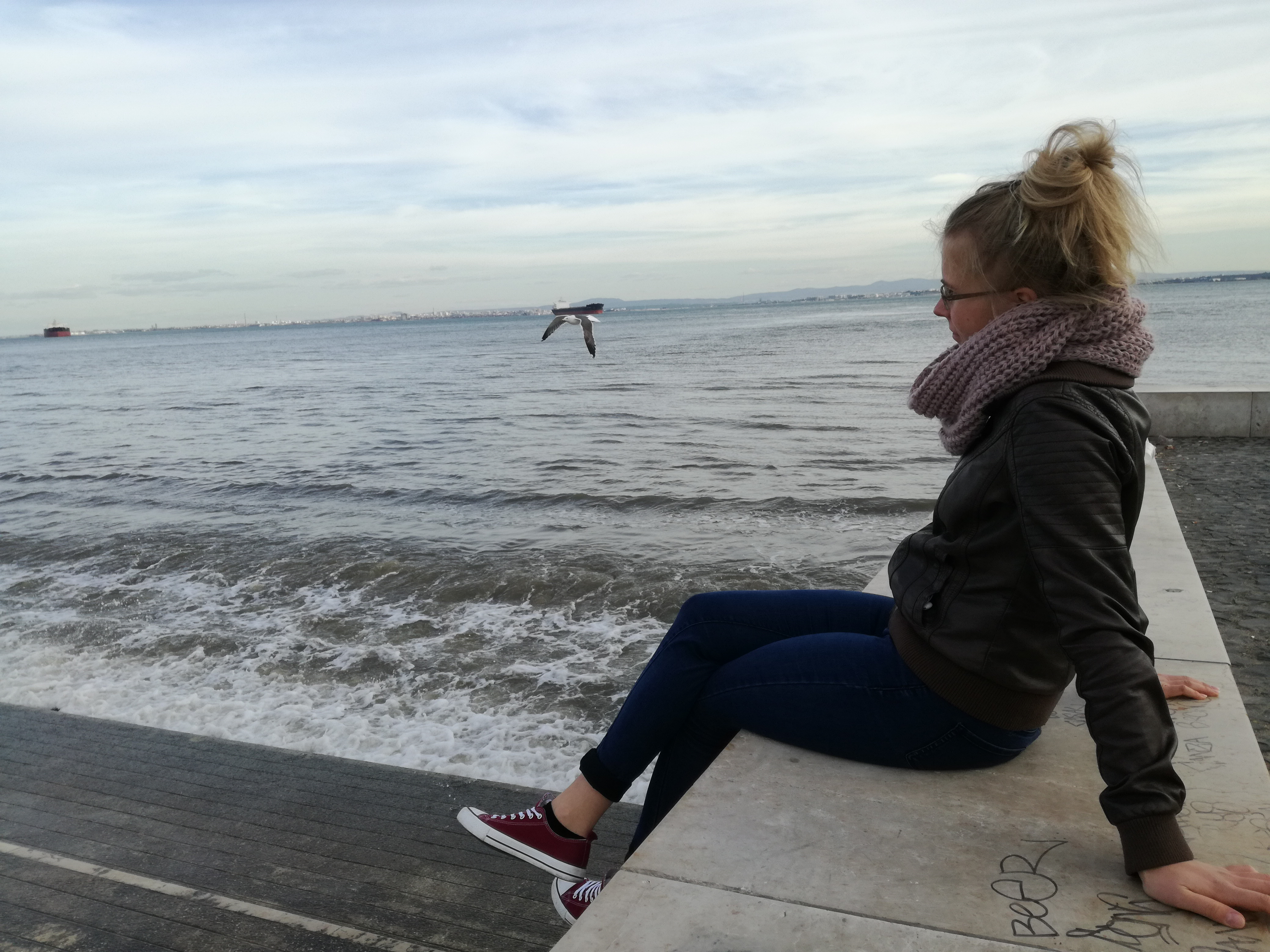 LETS DO IT VOLUNTEERS 2 – ANU ANNUS – 6 months Volunteering in Lisbon, Portugal – Article in English