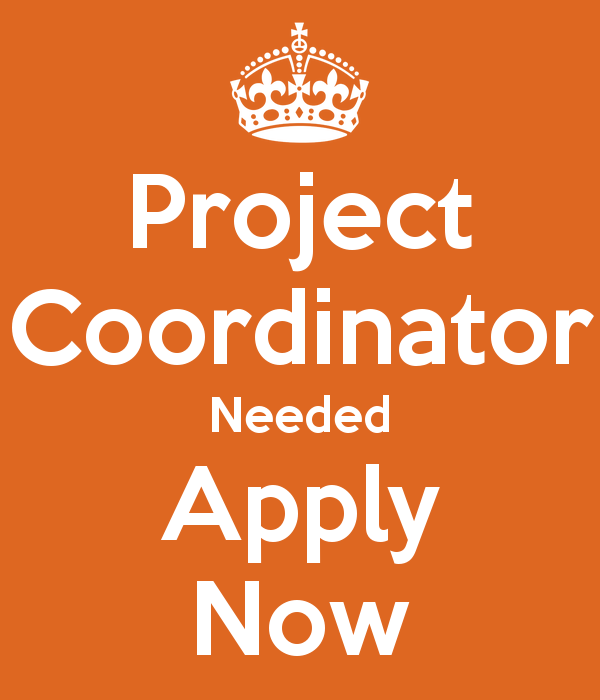 CALL FOR PROJECT COORDINATOR ASSISTANT