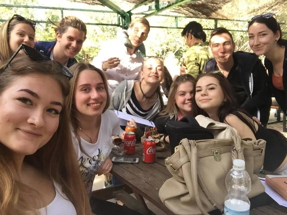 noortevahetus youth exchange nyh spain hispaania estonia eesti