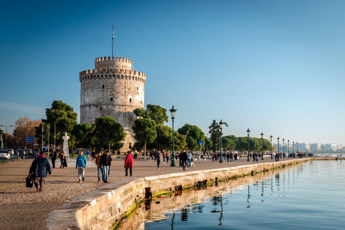 EUROPEAN VOLUNTARY SERVICE – 10 MONTHS IN THESSALONIKI, GREECE
