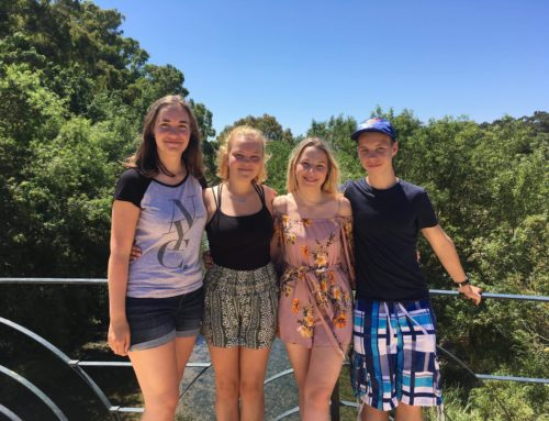 Sharing is Caring Youth Exchange – INTERVIEW WITH KARL, ANNA, AIRE AND AVE-LIIS