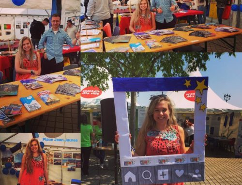 Les Ambassadeurs des Valeurs Européennes – MARLEN KAKKORI – 12 Months Volunteering in Bordeaux, France