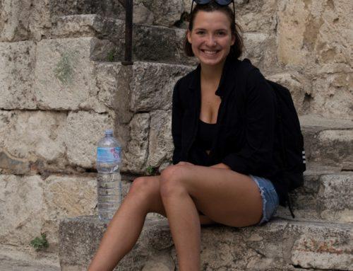 JOHANNA REINVALD – EVS VOLUNTEER IN SICILY, ITALY