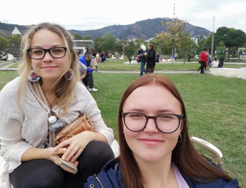 The Role of Youth Work in Extreme Societies Training – INTERVIEW WITH STINA AND ANNA-MARIA