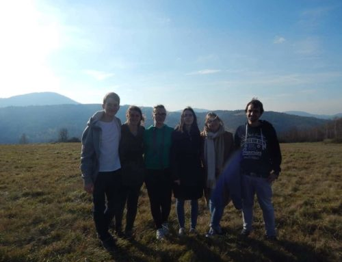 Open heart, open mind, Open Europe Youth Exchange – INTERVIEW WITH MARI, SONJA, JARNIS, ALEKS AND PAVEL