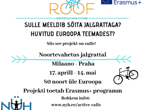 YOUTH EXCHANGE CYCLING AROUND EUROPE – CALL FOR PARTICIPANTS