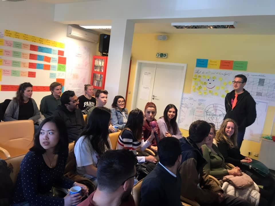 koolitus training course nyh czech estonia eesti erasmus citizenship