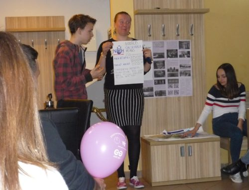 Active Citizens of Today Training Course – INTERVIEW WITH KARL AND MARILIN