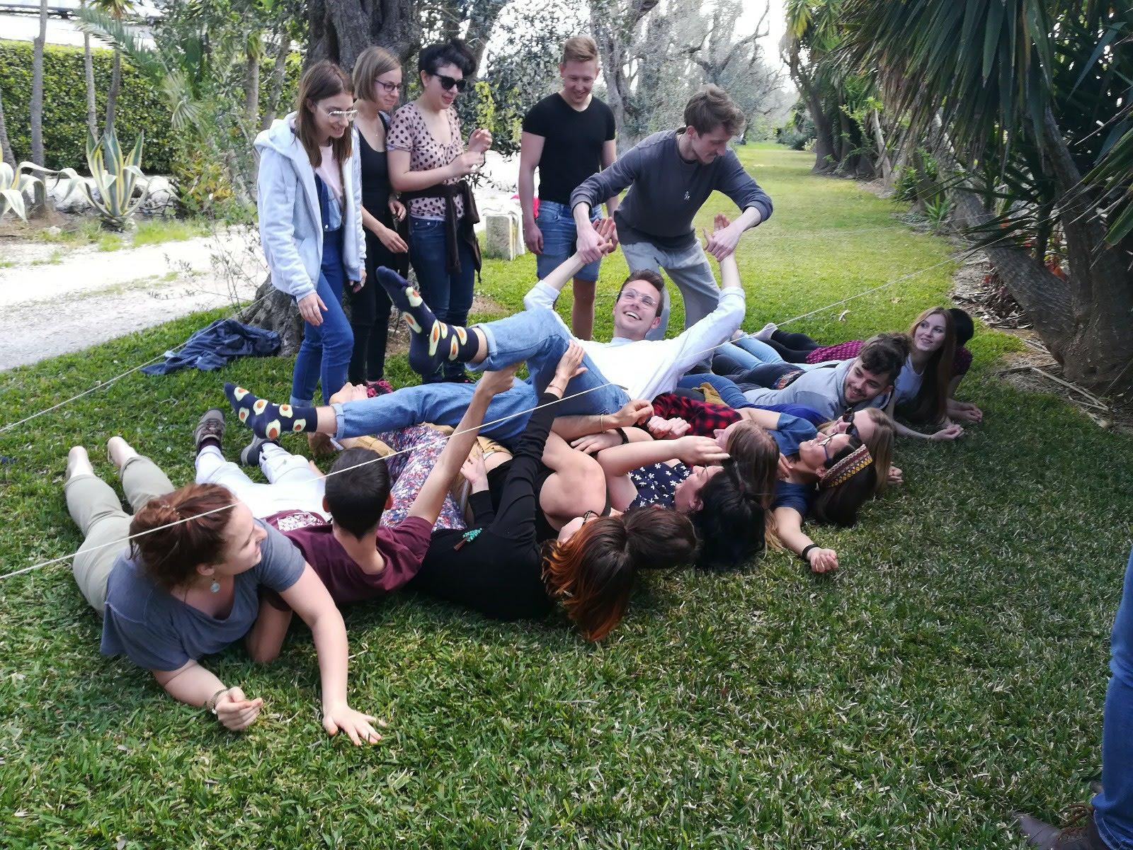 nooretevahetus youth exchange nyh italy itaalia estonia eesti nature