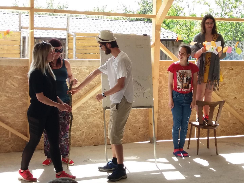 nooretevahetus youth exchange nyh romania romaania estonia eesti