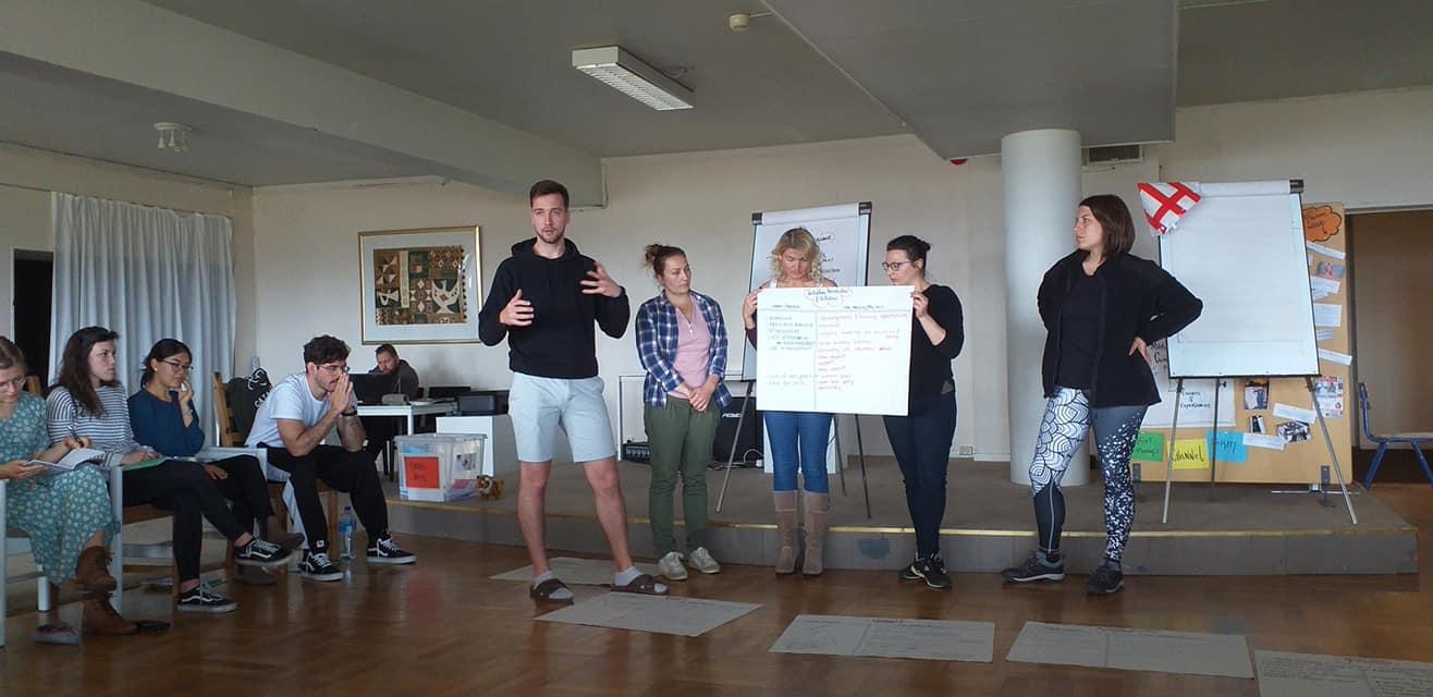 koolitus training course nyh norway norras estonia eesti erasmus