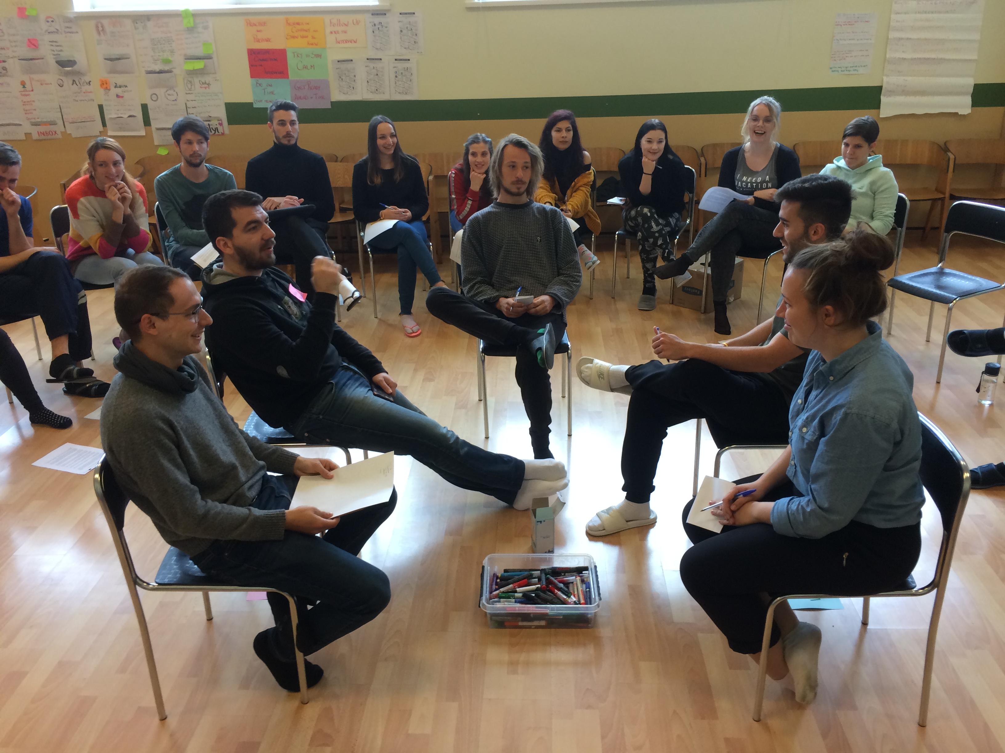 nooretevahetus youth exchange nyh estonia eesti diy