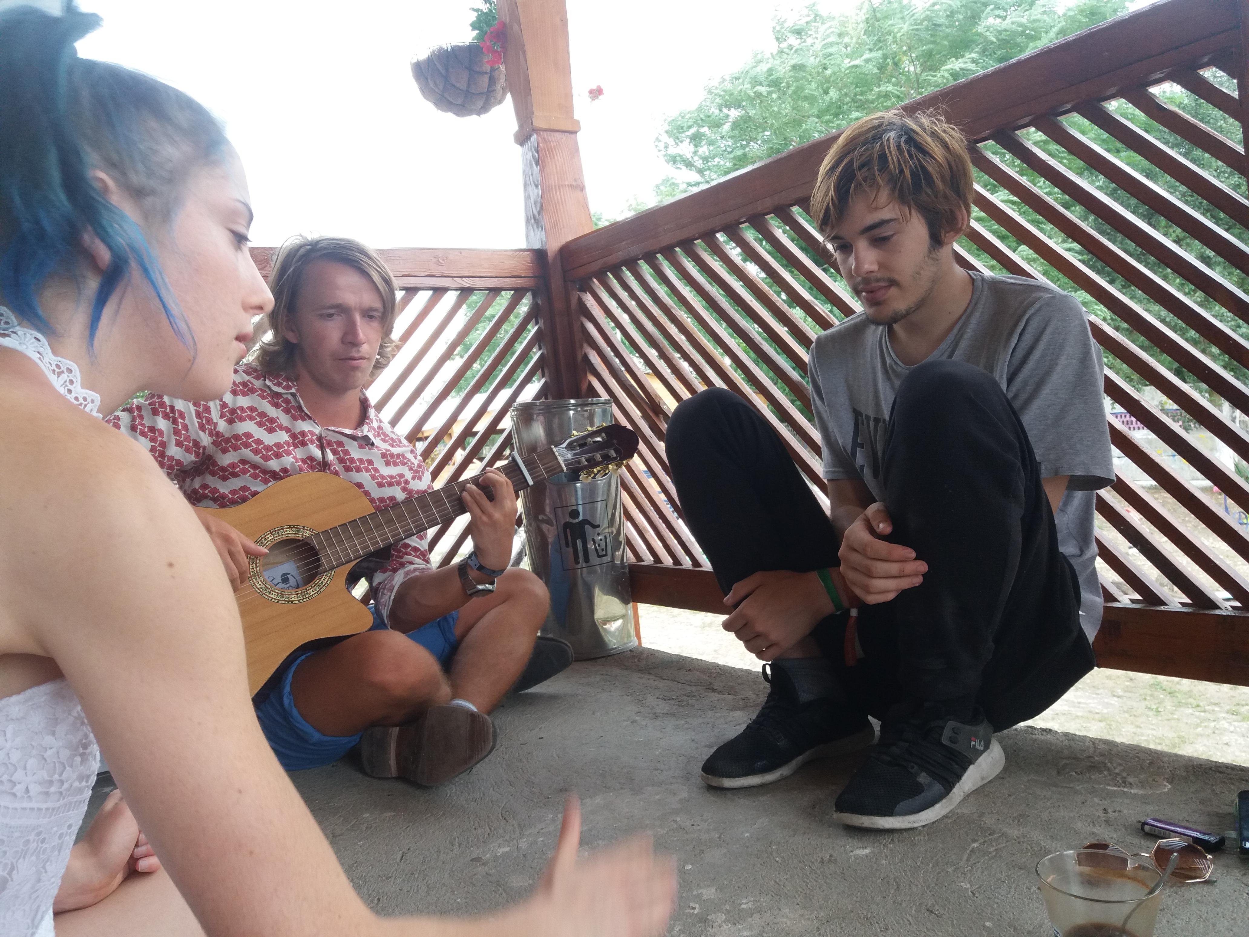 nooretevahetus youth exchange nyh romania rumeenia estonia eesti roma