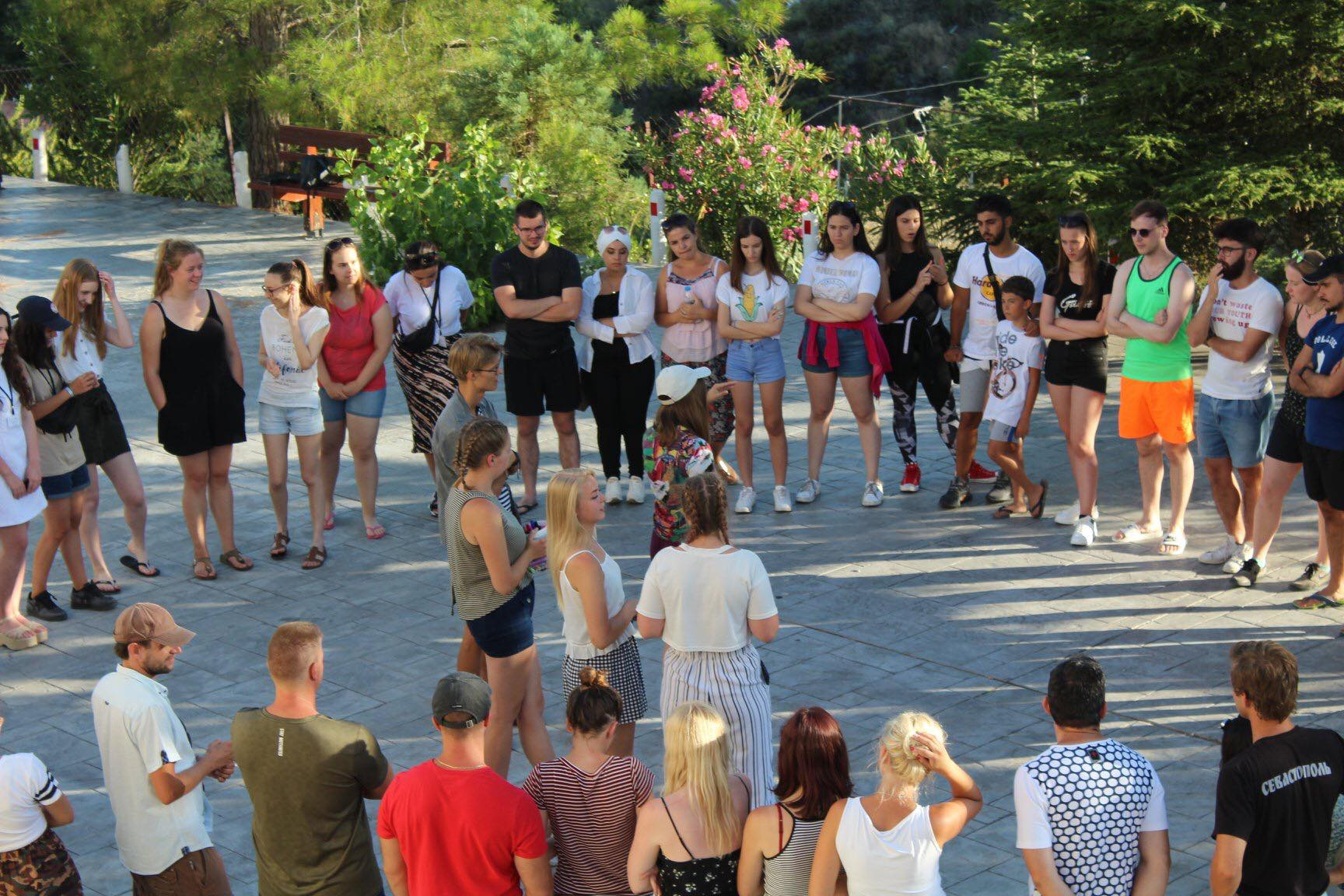 nooretevahetus youth exchange nyh cyprus kupros estonia eesti