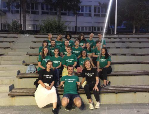 Short Term European Solidarity Corps – Eco Booster – ANNA-MARIE VARA, LY-SANDRA TOHTER, OMAR SELIM AND KRISTA JAAGU