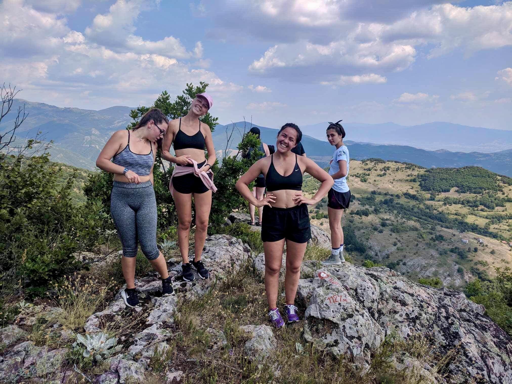 eco esc anna omar lysandra krista vabatahtlik volunteer macedonia