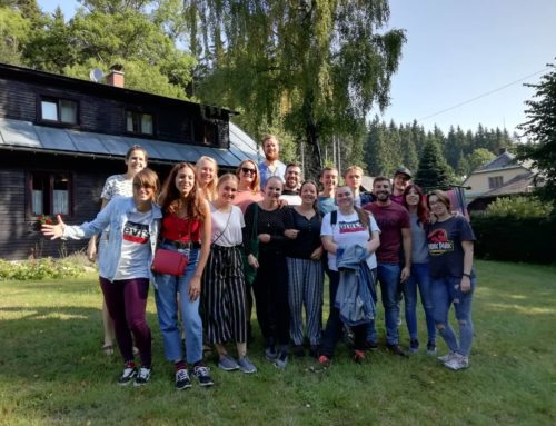 Train the Trainers II Training Course – INTERVIEW WITH LAURA, EMILY AND KAROL