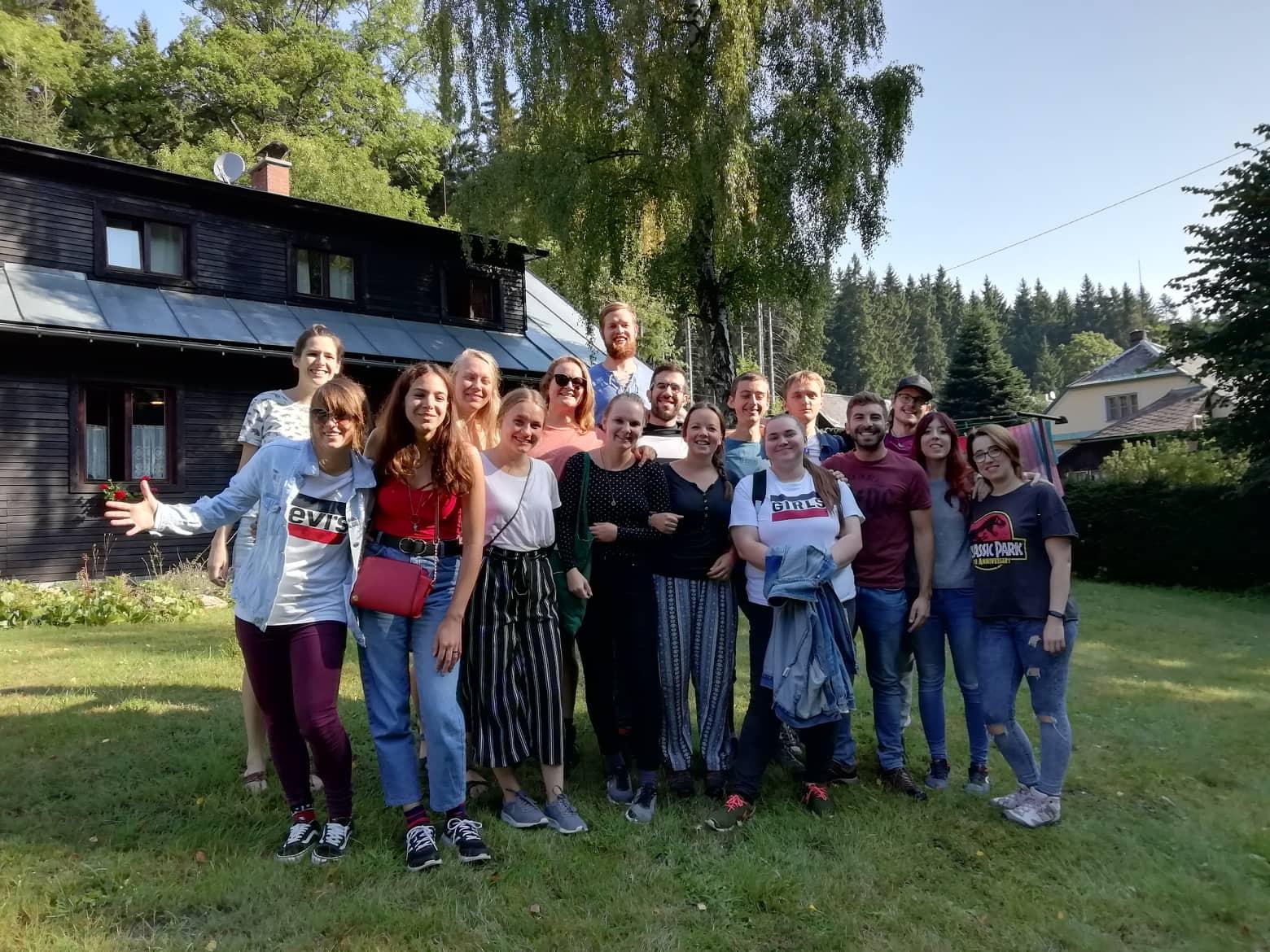koolitus training course nyh czech tsehii estonia eesti trainers