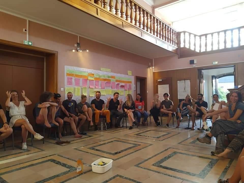 koolitus training course nyh france prantsusmaa estonia eesti erasmus