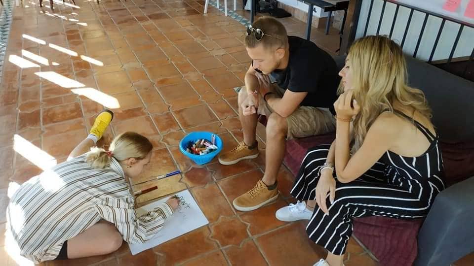 koolitus training course nyh spain hispaania estonia eesti erasmus