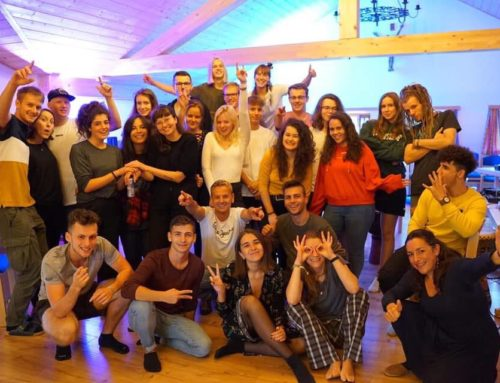 X-Panding Sound Youth Exchange – INTERVIEW WITH KEIU, MARTIN, ELERI, DANIEL, ELISABETH AND ANNA