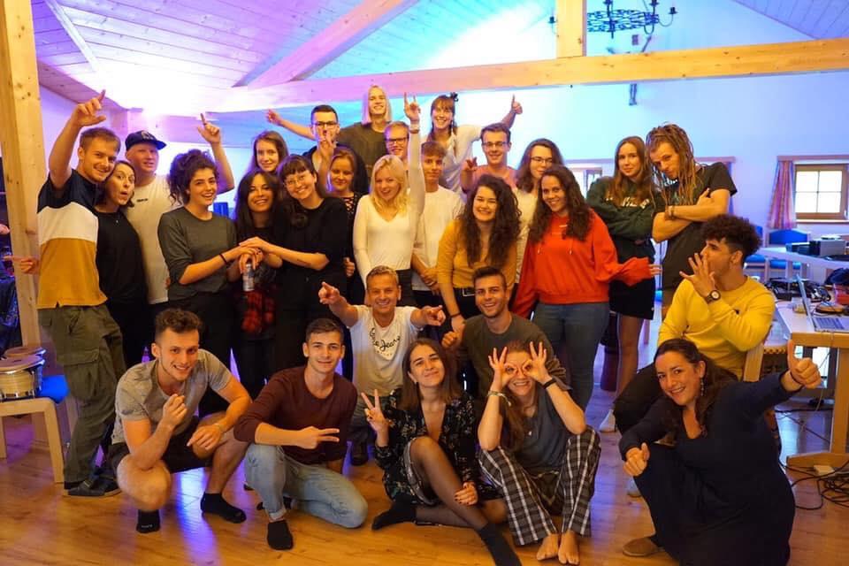nooretevahetus youth exchange nyh austria estonia eesti sound
