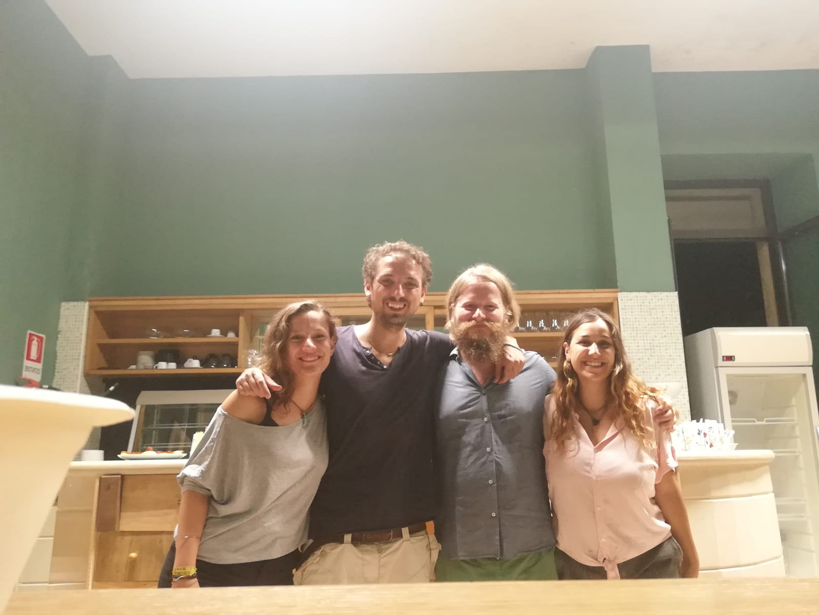 jaanus soom vabatahtlik teenistus european voluntary service itaalia italy