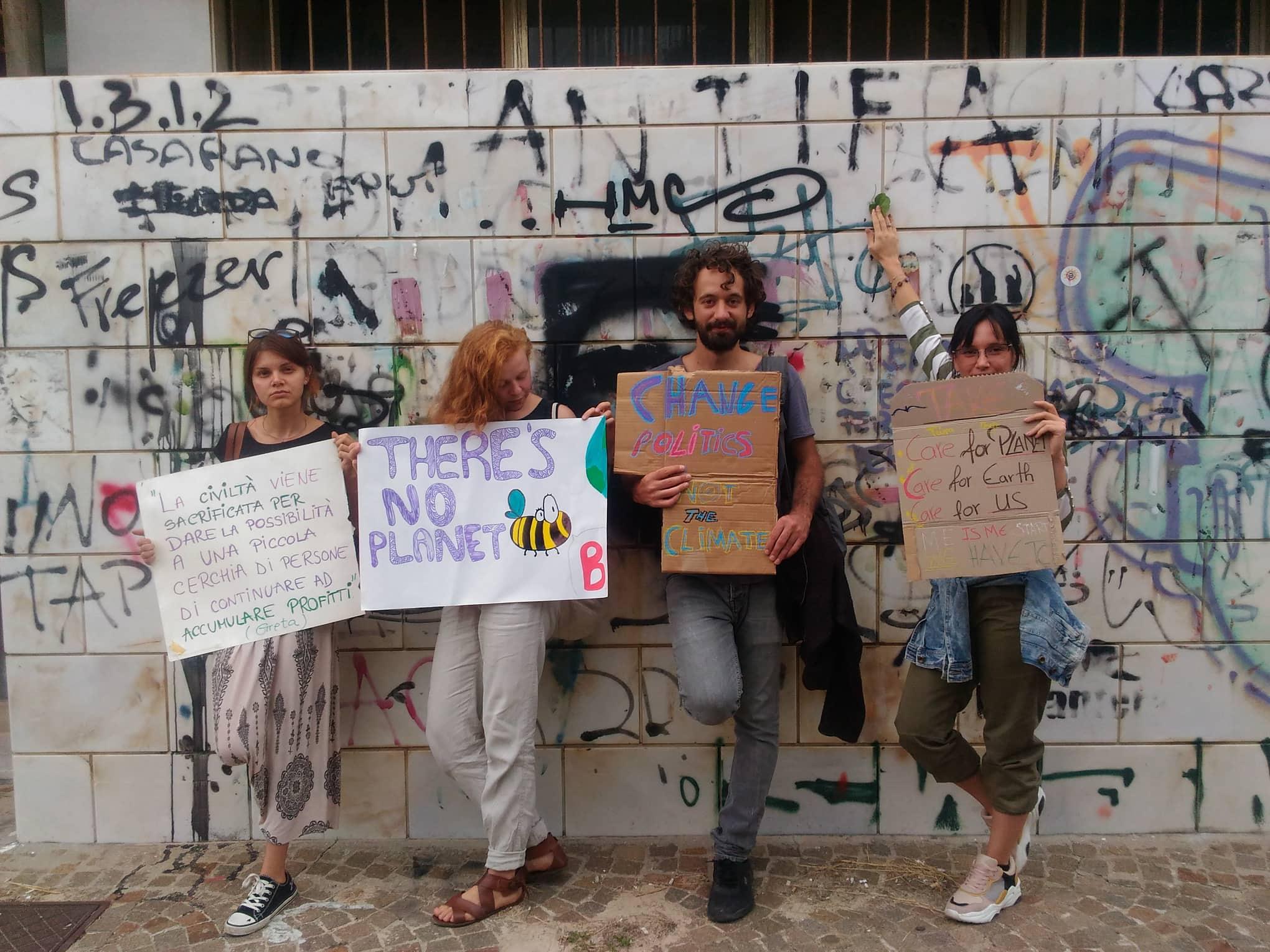 epp libe EUROOPA SOLIDAARSUSKORPUS solidarity italy itaalia