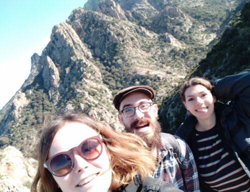 EVS in Villacidro – BIRGIT KATTAI – 8 Months Volunteering in Sardinia – Italy