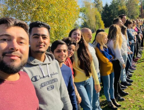 A Youth Journey's to Politics Training Course – INTERVIEW WITH SADIK AND MILHAN
