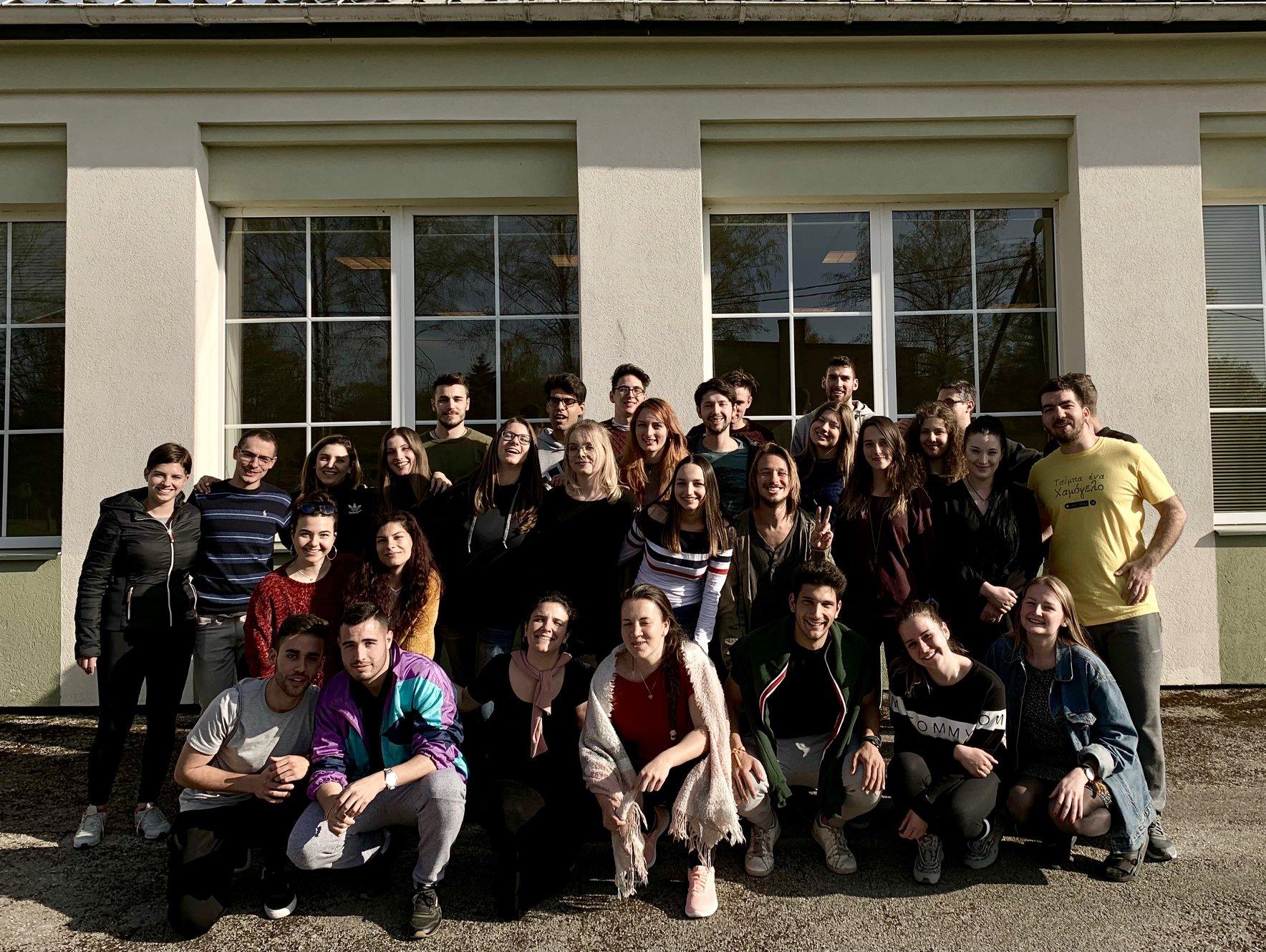 noortevahetus nyh eesti diy youth exchange erasmus+ estonia