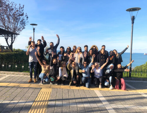 Enhance Collaboration for Volunteerism Training Course – INTERVIEW WITH SANDER AND IRINA