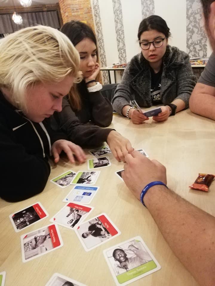 koolitus training course nyh eesti estonia erasmus game