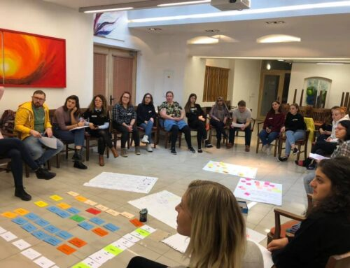 KA2 C.O.A.C.H – 1st Training Course – INTERVIEW WITH WITH TRIINE, SOFIA, JAMEELA AND DAN