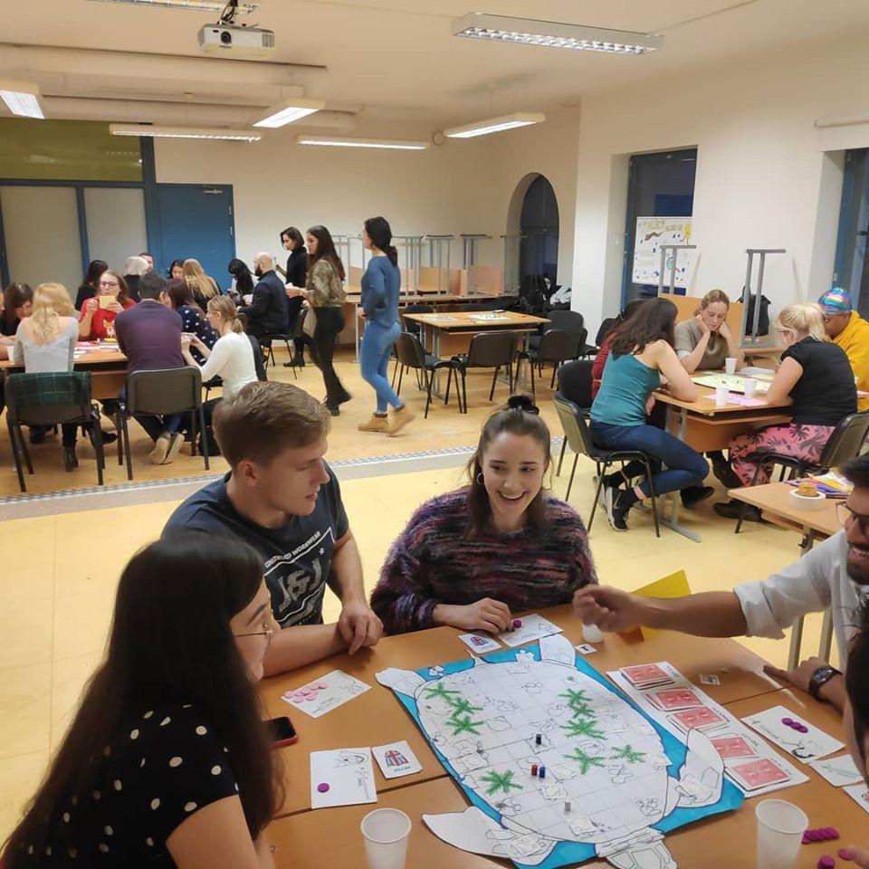 koolitus nyh eesti gameon training course erasmus+ estonia