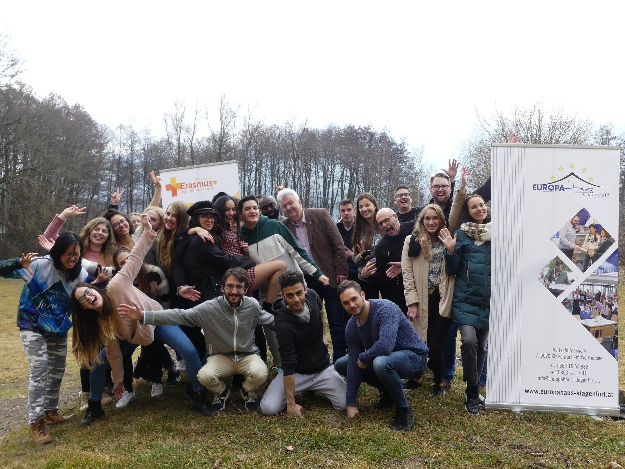 koolitus training course nyh austria eesti media activists
