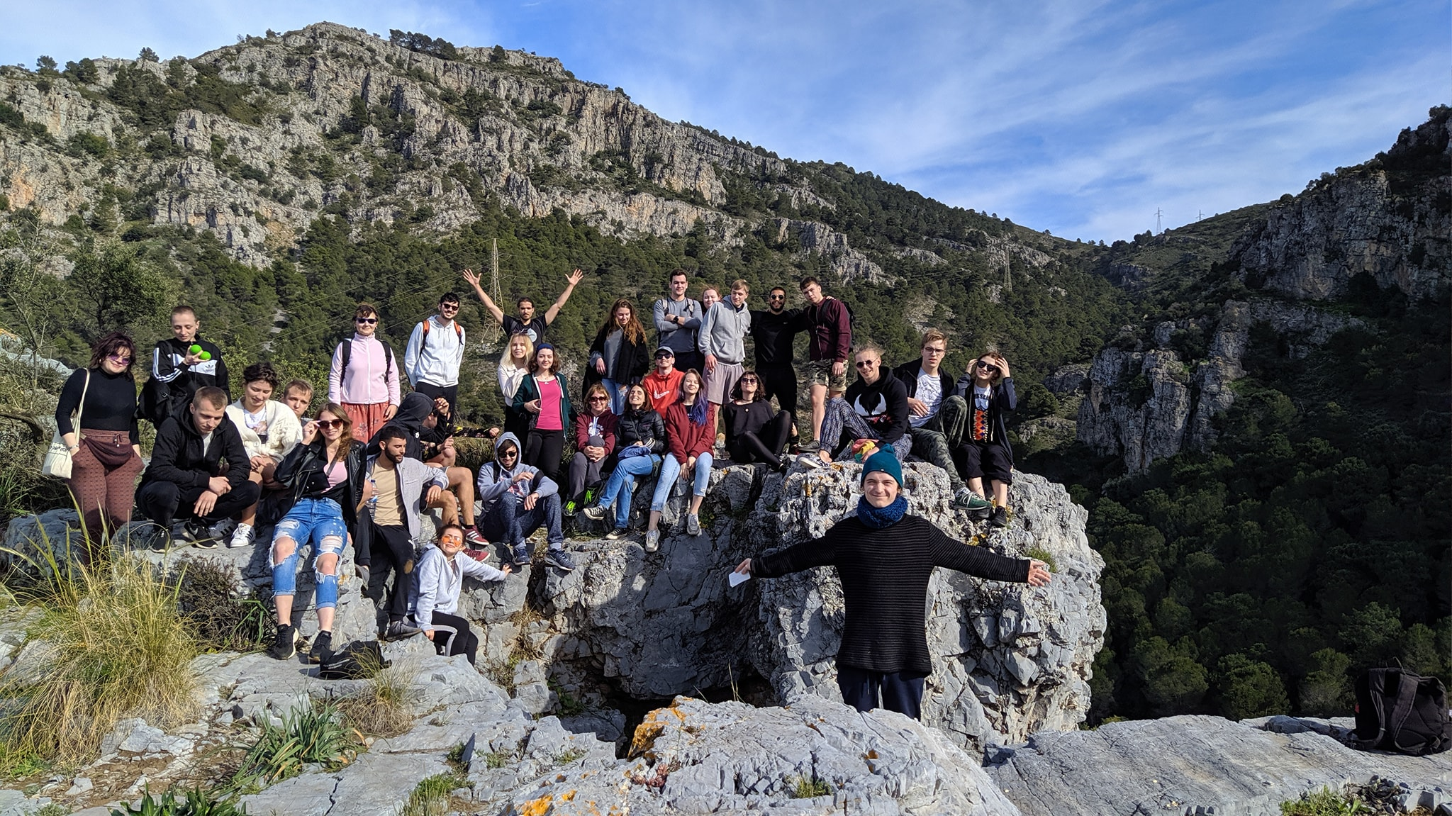 nooretevahetus youth exchange nyh spain hispaania emotion