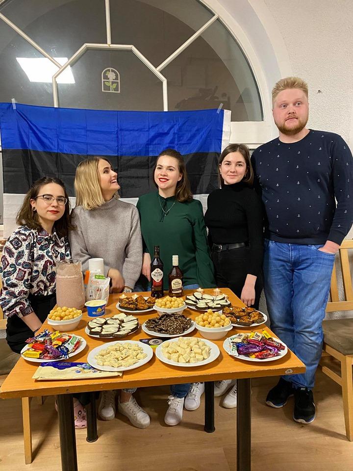 nooretevahetus youth exchange nyh poland poola legend