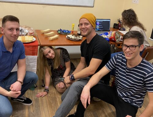 Good Web Citizen Youth Exchange – INTERVIEW WITH ROMET, ROLAND, LIISI AND MARKUS