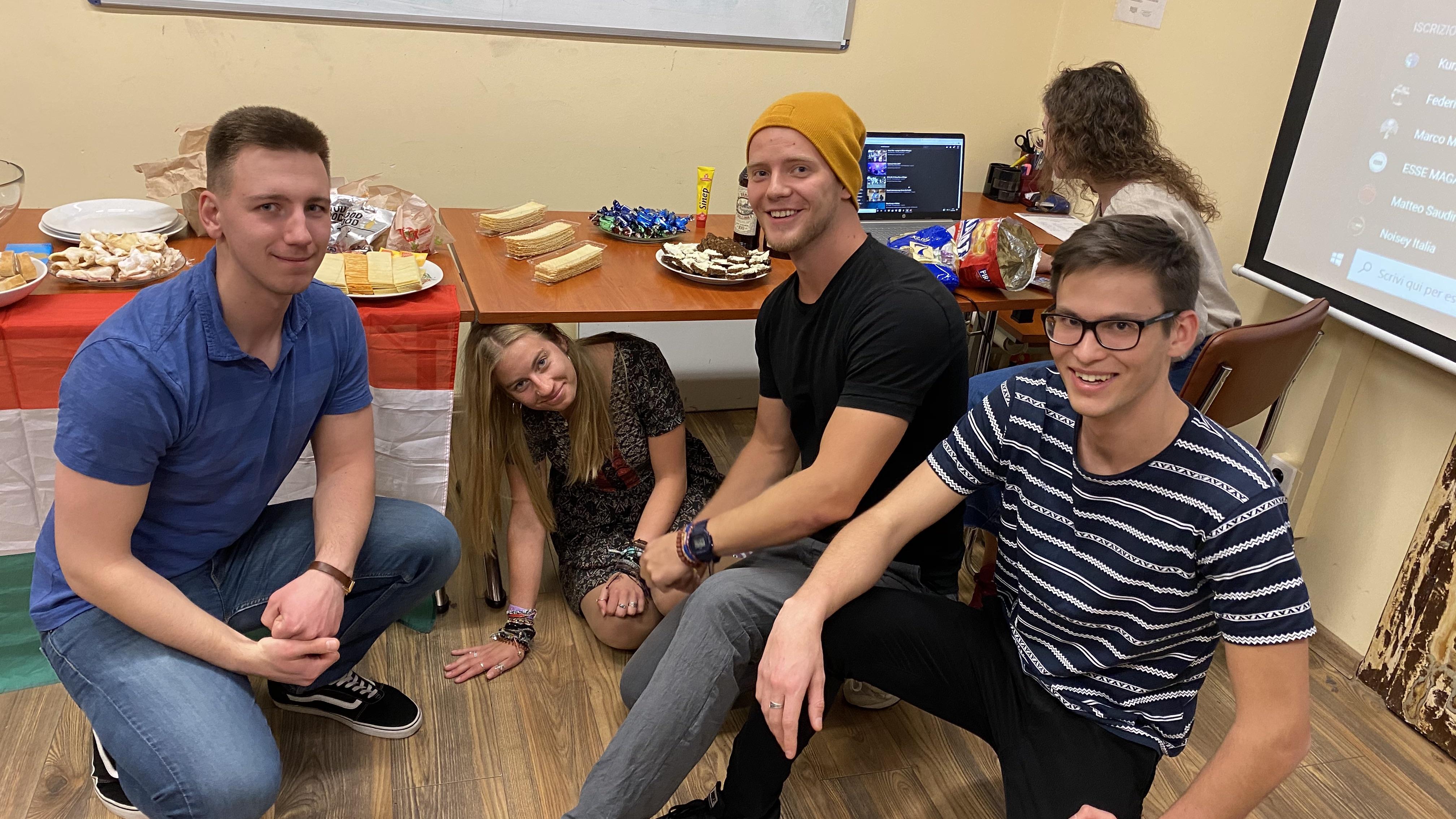 nooretevahetus youth exchange nyh poland poola web