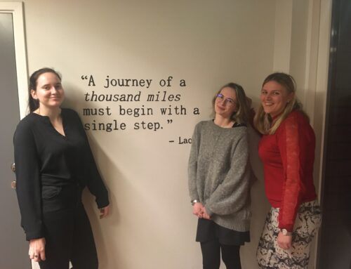Thanks But no TANKS! Training Course – INTERVIEW WITH LISELLE, TATIANA AND ODE-LEE