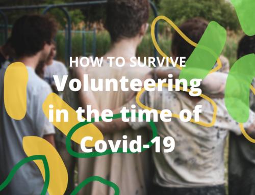Rahvusvaheline vabatahtlik teenistus Covid-19 ajal – Volunteering in Times of Covid-19