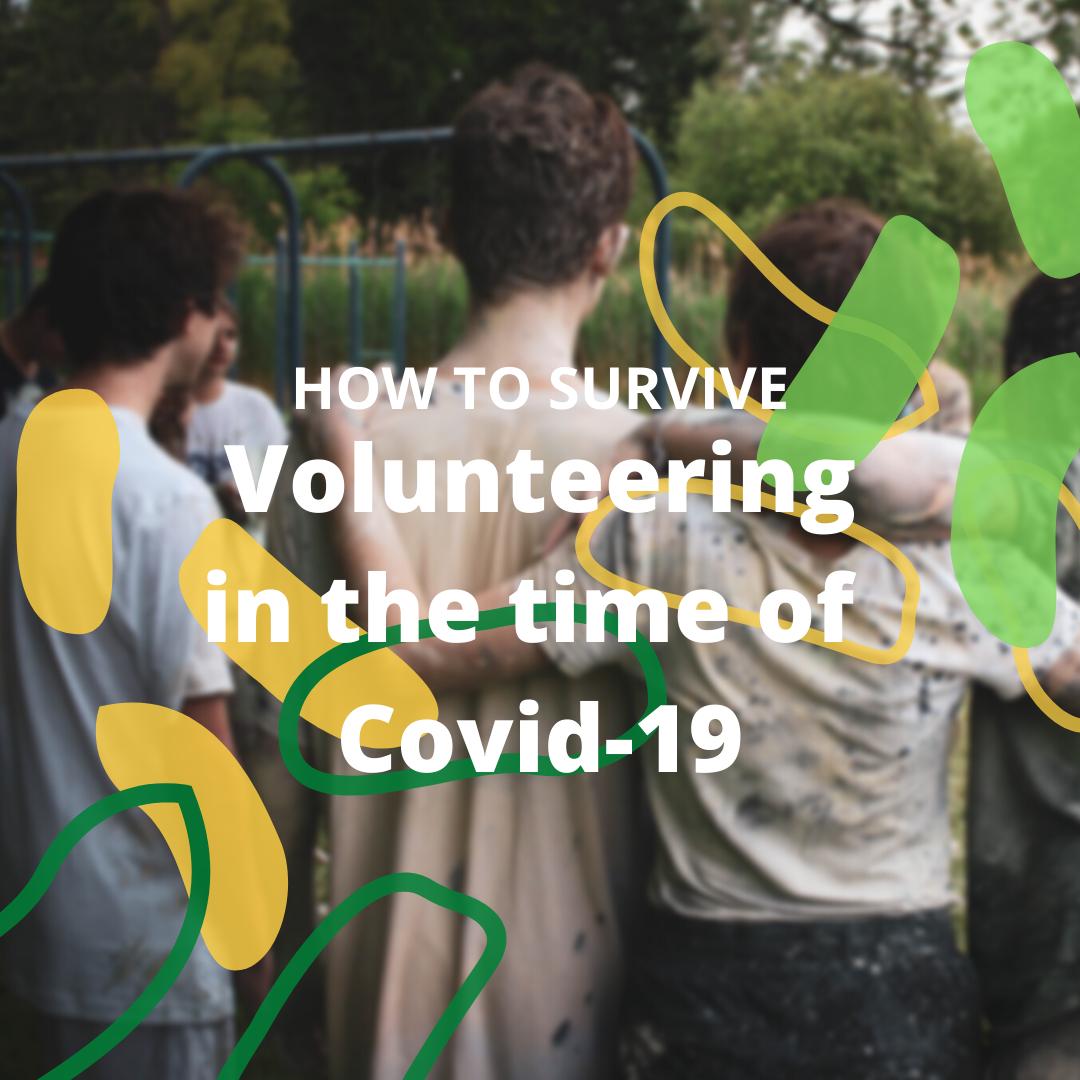 esc volunteer covid-19 ajal vabatahtlik eesti estonia solidarity corps