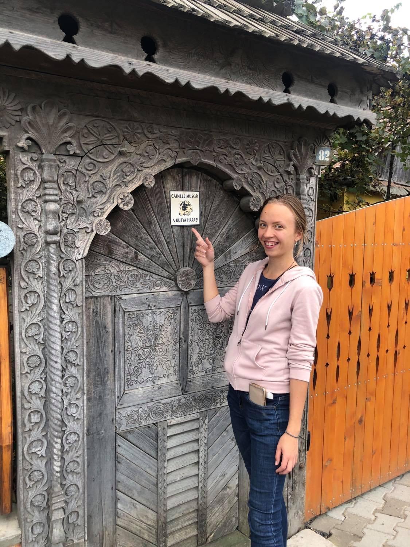 esc volunteer romania karolin laas vabatahtlik eesti