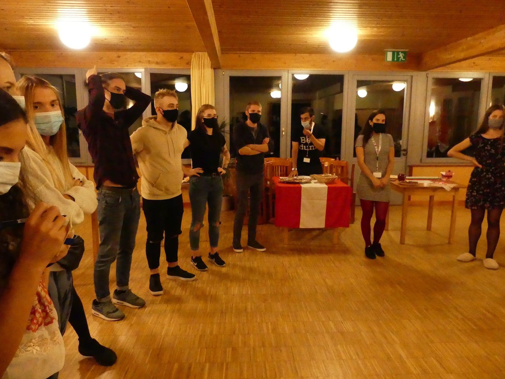 koolitus training course nyh austria transformation europe