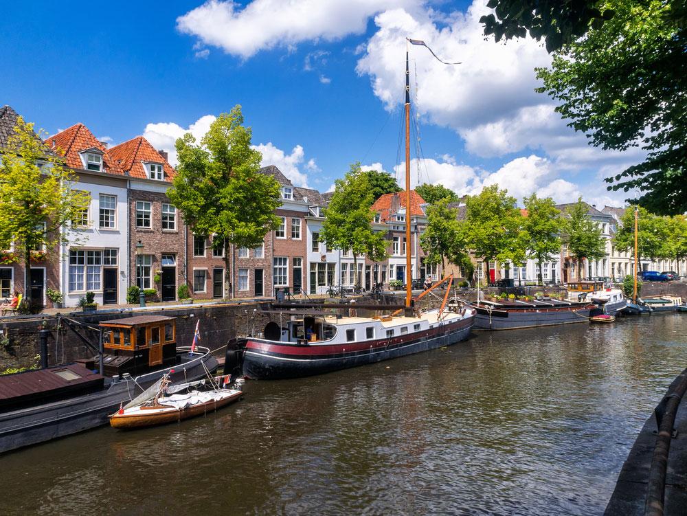 nyh vabatahtlikteenistus ESC holland netherlands hospitality